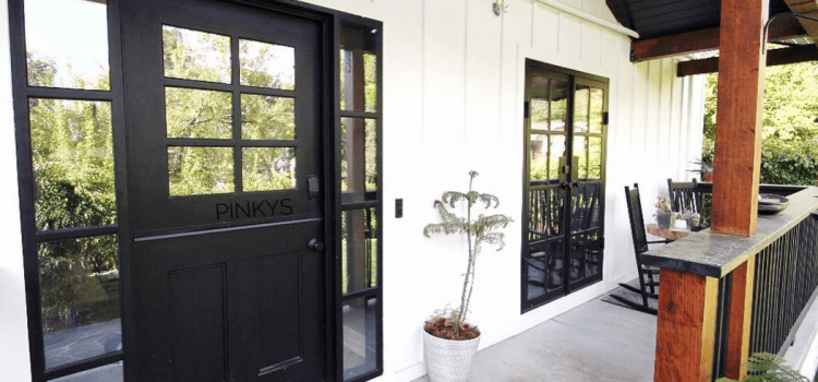 Thermally Broken Iron Doors: The How, Why and Where