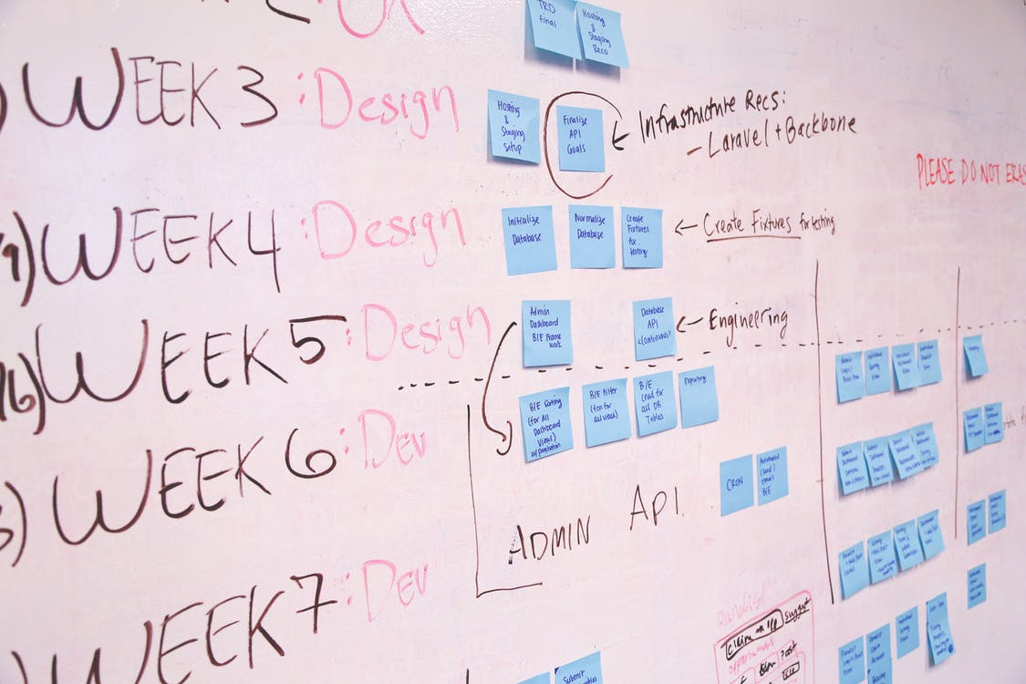 Business plan for the startup