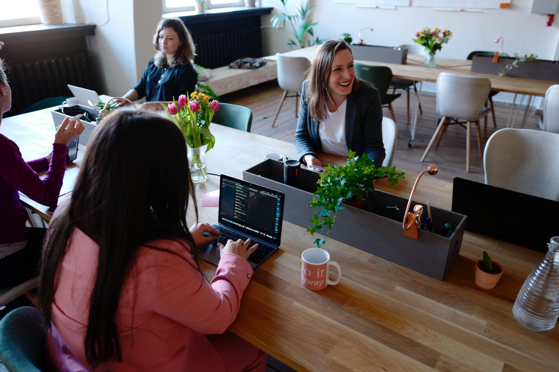 Collaborative office space