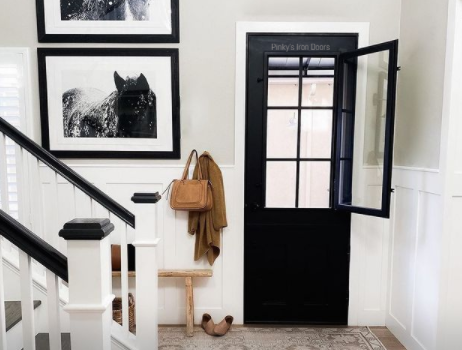 Here's Why You Should Upgrade to Wrought Iron Doors for Your Iowa Home