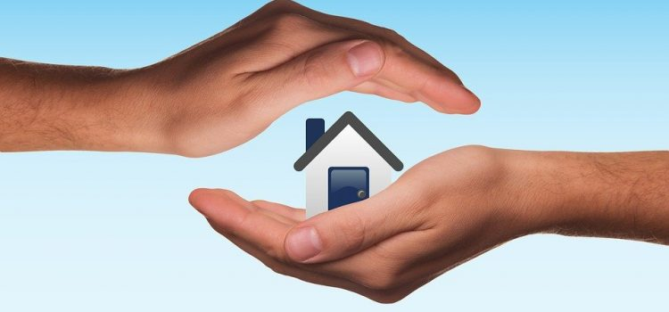 An illustration of a real estate transaction