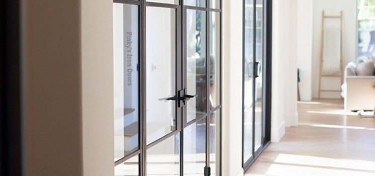 Wrought Iron Door Ideas for Your New Office in Akron