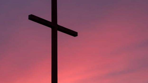 A cross in Texas