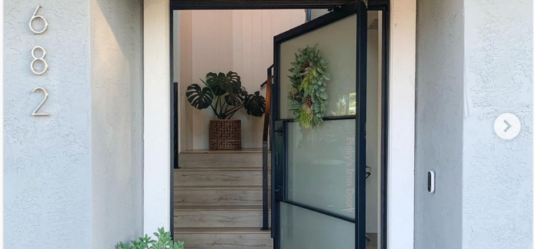 Give Your Home a Sleek Entrance with Steel Entry Doors