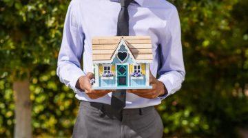 A miniature house