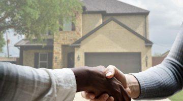 A buyer meets a seller